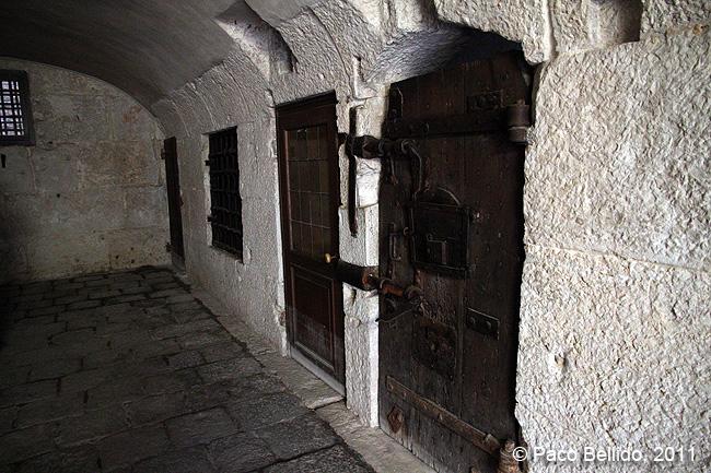 Prisiones del Palazzo Ducale. © Paco Bellido, 2011