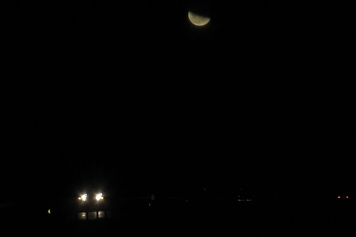 [350/365] Moon Over CT by goaliej54