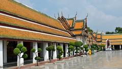 Bangkok - Wat Suthat (13)