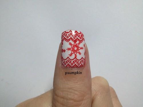 2011 Christmas Nails 3
