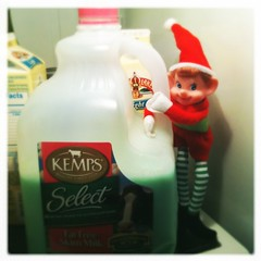 green milk elf