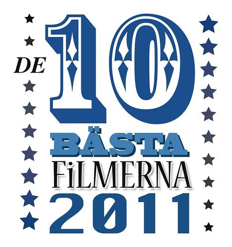 De 10 bästa filmerna 2011