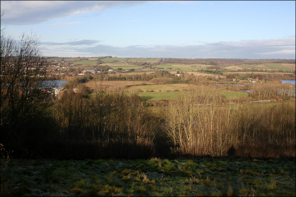 The Thames Valley from Cookham Dean