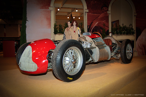 Alfa Romeo Tipo 159 by Chris Wevers