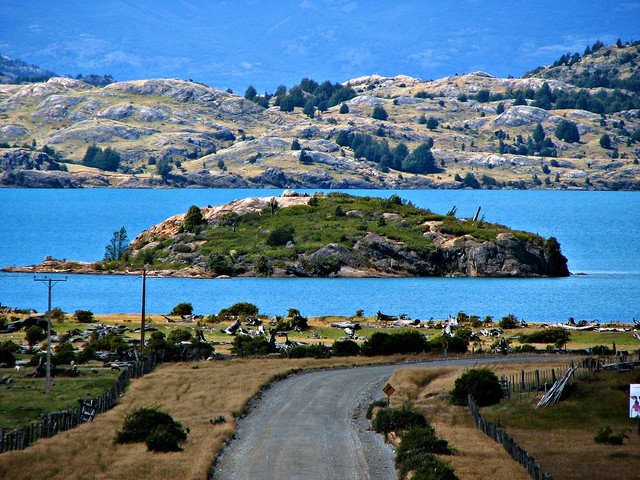 Turquoise island