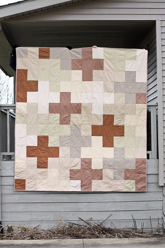 Giant Neutral Plus Quilt