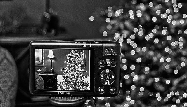 The Last Christmas Bokeh Shot