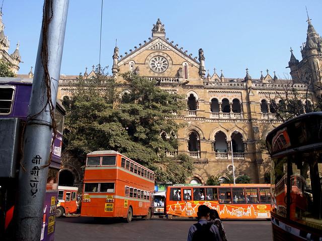 Chhatrapati Shivaji Terminus, Mumbai, Dec 2011. GR146