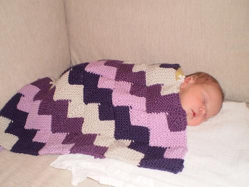 Vauvan peitto