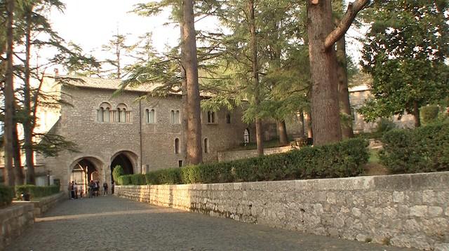 Casamari Abbey