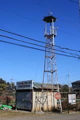 中新井の火の見櫓(上尾市)