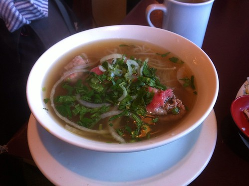 Pho Tai (Steak) by raise my voice