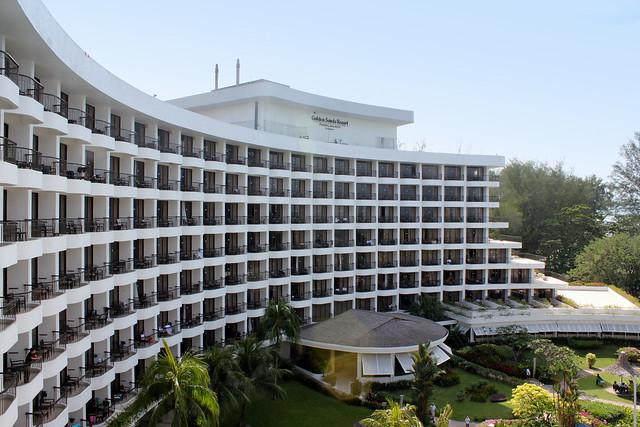 Golden Sands Hotel Miami Beach