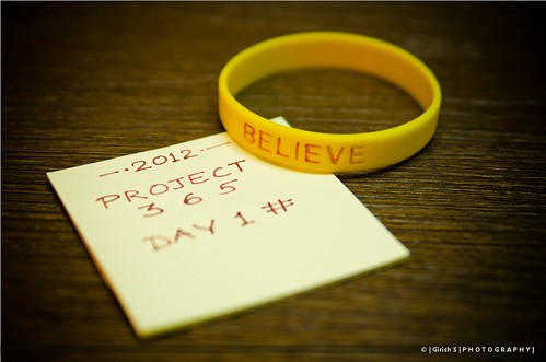 Believe !!