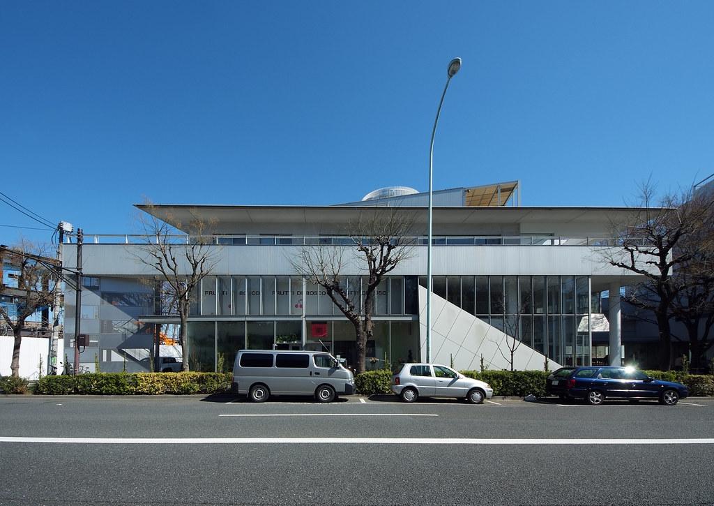 Hillside Terrace G Building: Fumihiko Maki, Tokyo, 1992