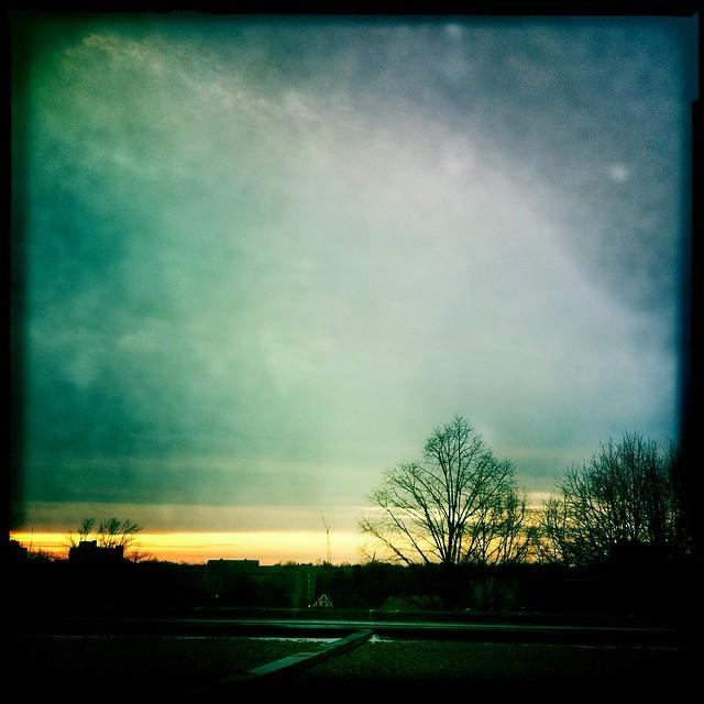 Sunrise Glimpse