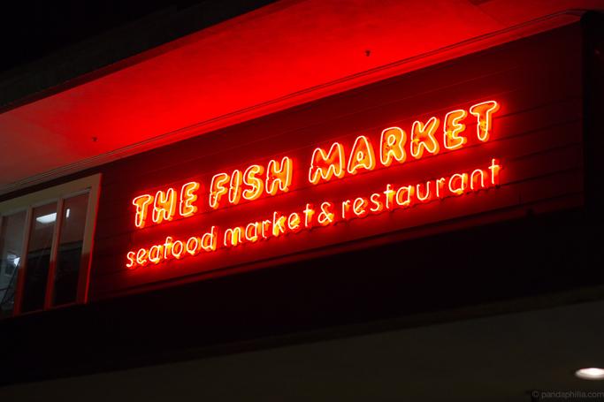 el mercado de pescado