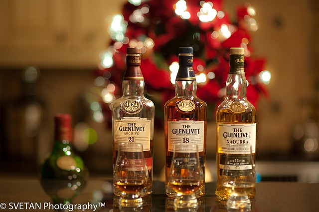 GLENLIVET SHOWCASE