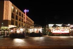 Casette in piazza Terme
