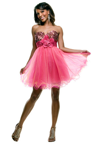 informal prom dresses