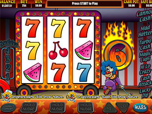 super-sideshow slot game online review