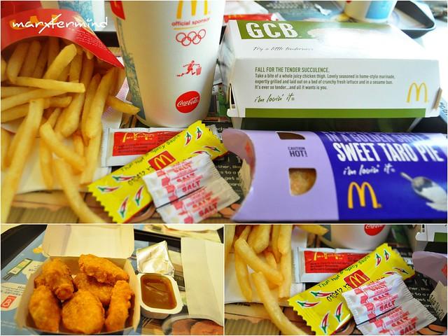 McDonald's HongKong-Macau