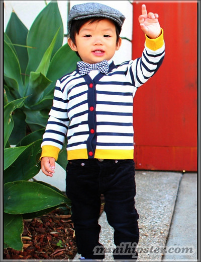 BRIAN... MiniHipster.com: kids street fashion (mini hipster .com)