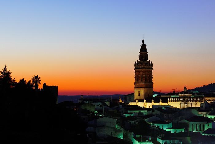 Vista de Jerez