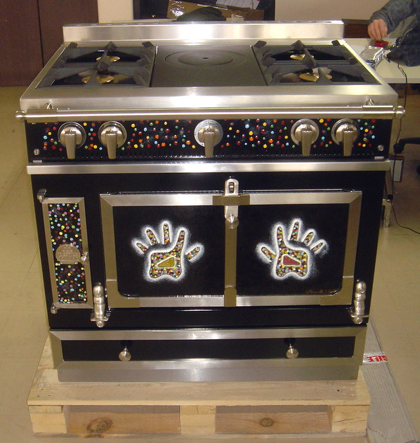 Piano de cuisson la cornue n 1 flickr photo sharing - Piano de cuisine la cornue ...