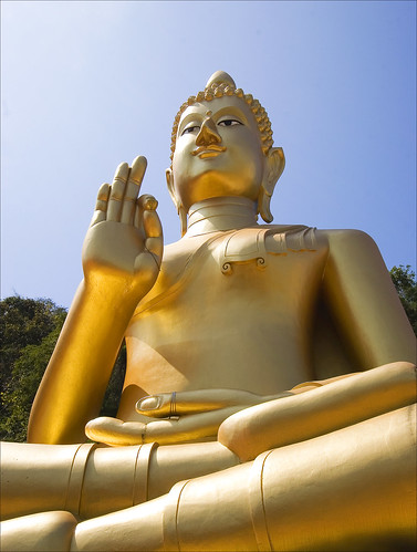 Rang Hill Temple, Big Buddha
