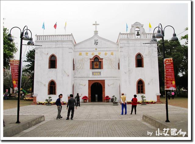 屏東萬金聖母聖殿IMG_7261
