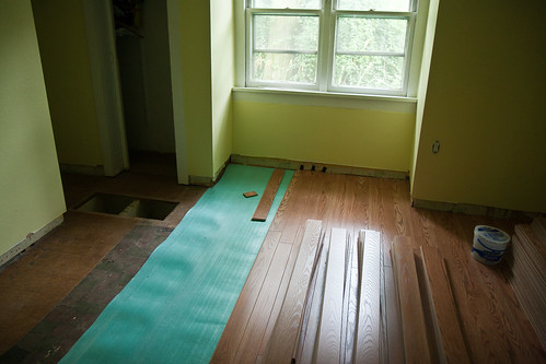 New floors!