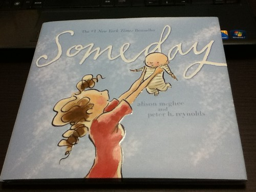 「someday」alison mcghee