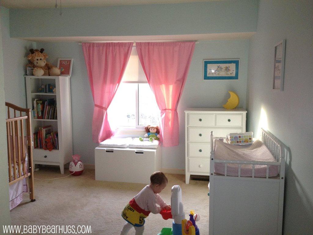 Baby Bear in room