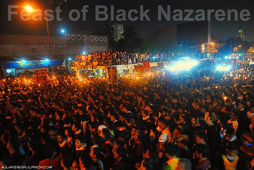 BLACK NAZARENE 2013