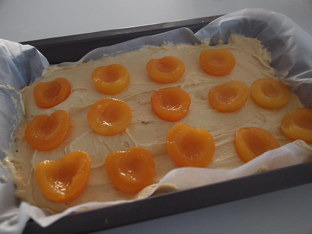 apricots are on