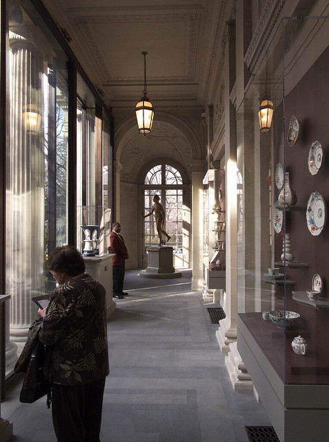 Frick Portico Gallery