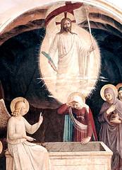 Beato Angélico (+1455), Cristo resucitado