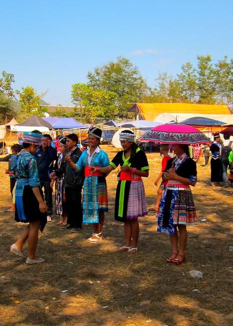 Hmong New Year, Laos