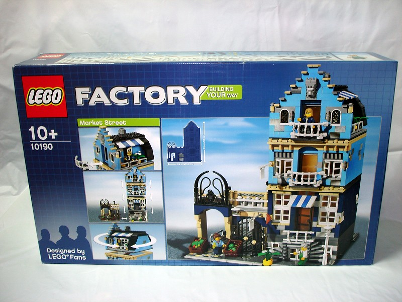 2007年 10190 Market Street 市場大街 Modular Buildings