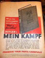 Mein Kampf - advert (t1.25)