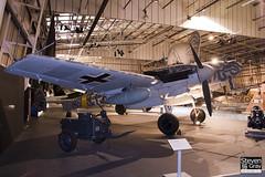 730301 - 730301 - Luftwaffe - Messerschmitt Bf.110G-4 R-6 - 080203 - RAF Museum Hendon - Steven Gray - IMG_7319