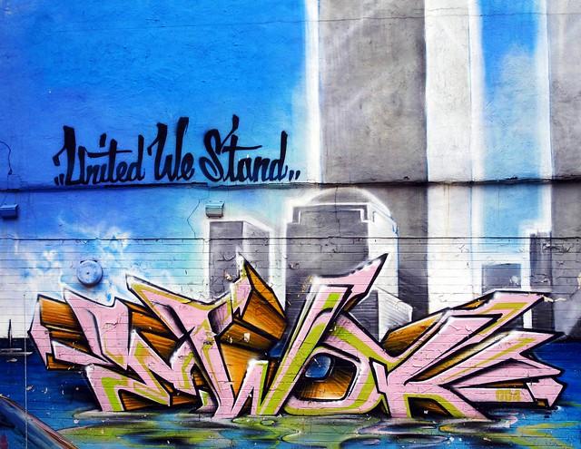 Bronx Graffiti | . | By: LoisInWonderland | Flickr - Photo ...