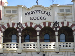 The Provincial an Edwardian Baroque Hotel