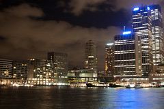 Sydney - Circular Quay - Night Photography