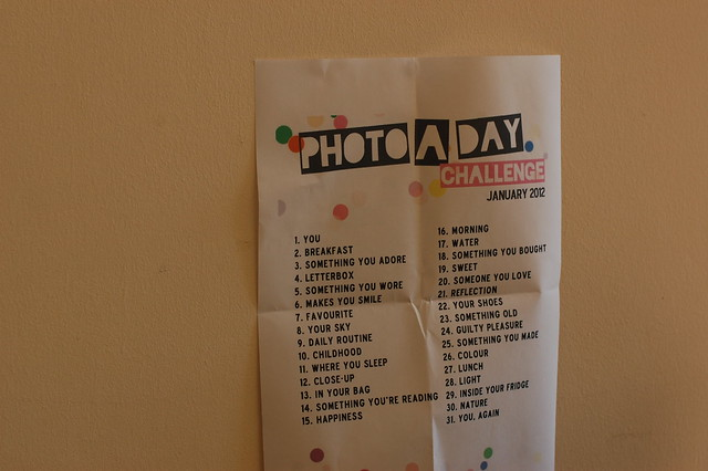 the challenge list