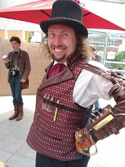 Paul J Fenwick, Steam Punk Alter Ego