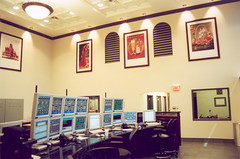 Anheuser-Busch Renovation of Control Room in Historic Brew House