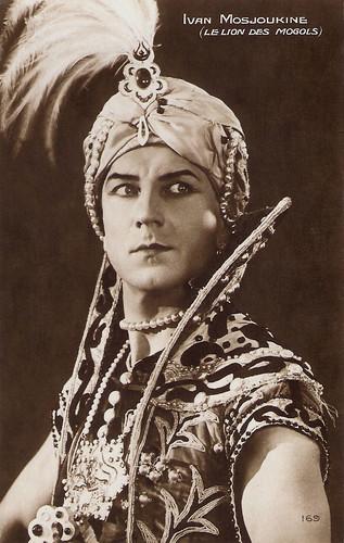 Ivan Mozzhukin in Le lion des Mogols