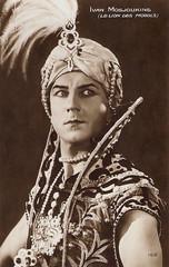 Ivan Mozzhukhin in Le lion des Mogols